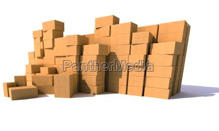 bevorratung kartons