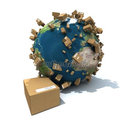 worldwide transportation
