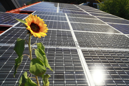 on roof photovoltaic system