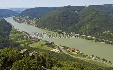 danube in the wachau