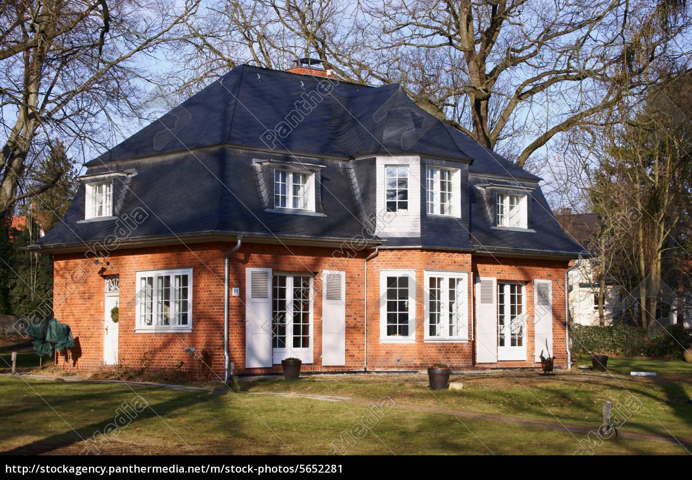 villa, gugenheim, babelsberg - 5652281