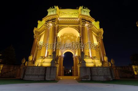 san francisco palace of fine arts
