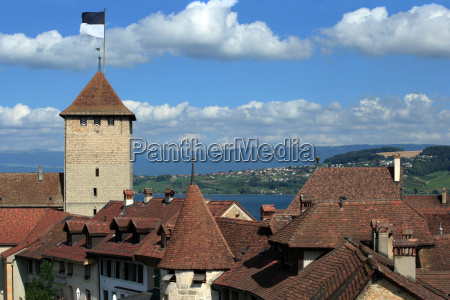 city of murten switzerland