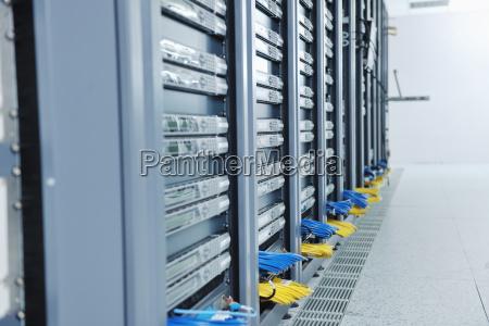 netzwerk server raum
