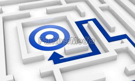 labyrinth konzept
