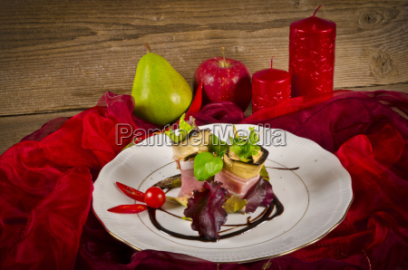 aubergine beefts olive mit parmaschinken