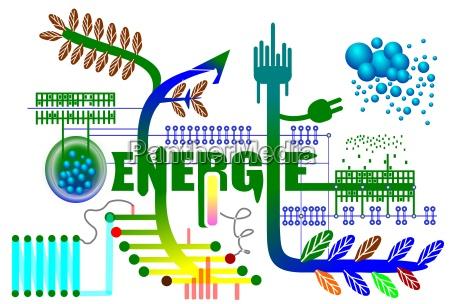 graphic on energy creativemodern