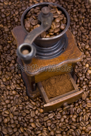 mahlwerk kaffee
