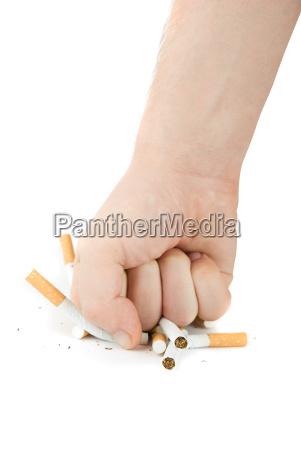 aufhoeren zu rauchen