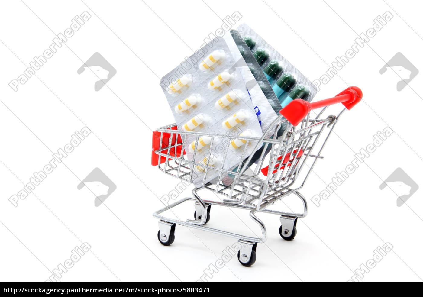 gesundheit, lieferkonzept - 5803471