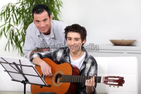 gitarrenstunde