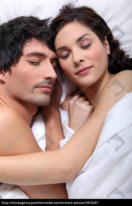 Paare Im Bett