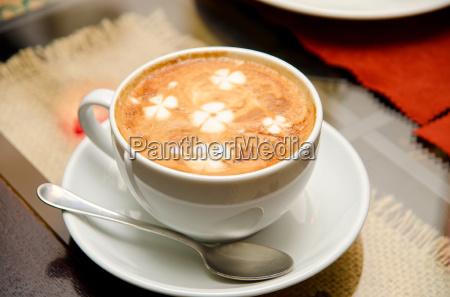 cappuccino zeit