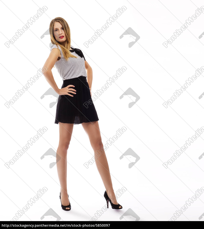 Frau Beinen