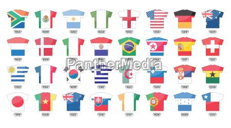 laender flaggen icons
