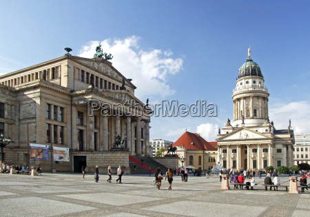 gendarmenmarkt germany berlin