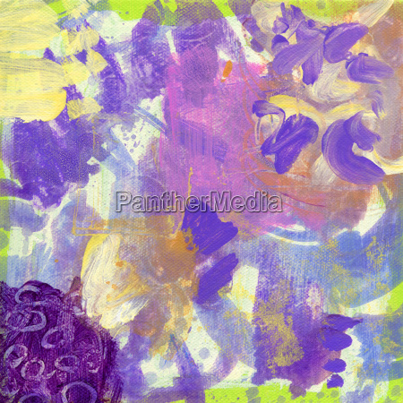 painting textures leinwand