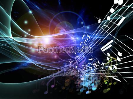 onde di musica