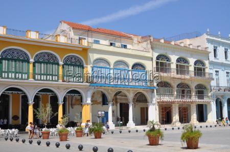 plaza vieja havanna cuba kuba