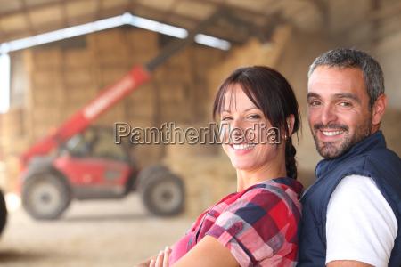 farmer paar