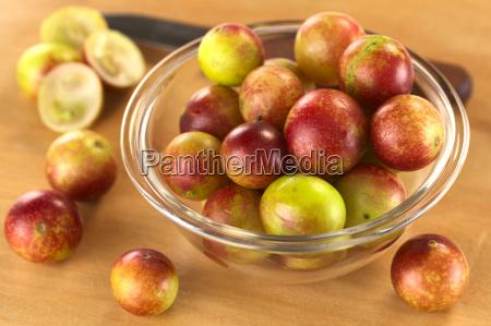 camu camu fruits