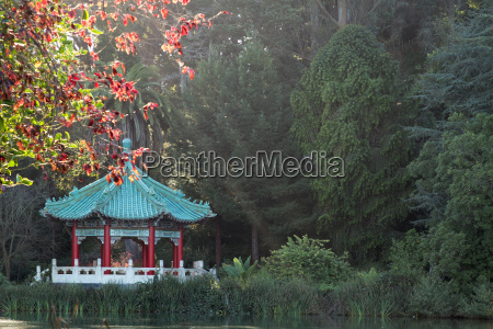 chinese pavilion at san francisco golden