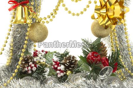 feiertag verzierung ornament luxus aufwand pomp