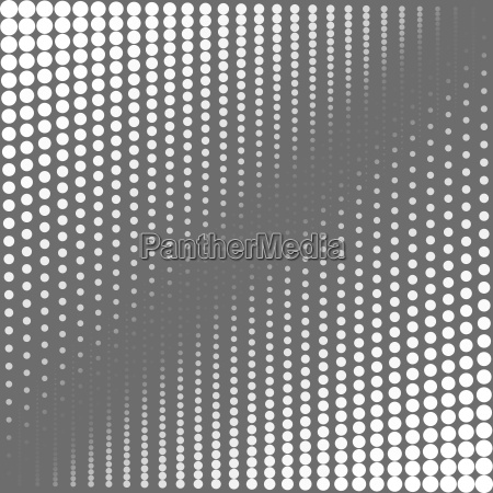 abstract background grid points