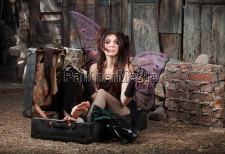 worried fairy