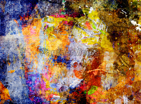 paintings textures