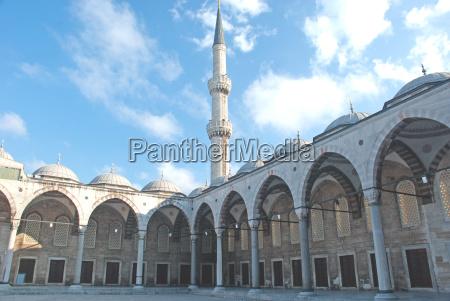 blau moschee sultan ahmet camii