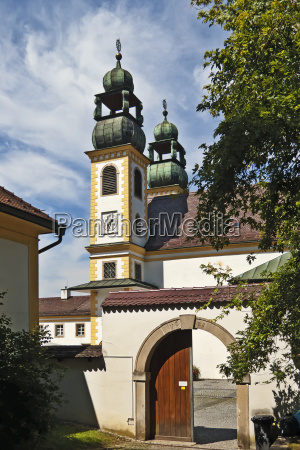 maria hilf church passau