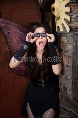 surprised fairy