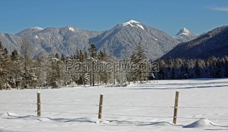winter ice frozen gaffer snow nature