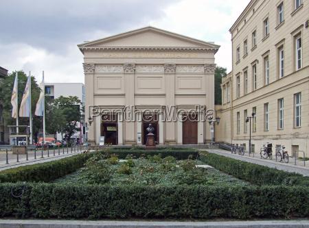 gorki theater berlin germany