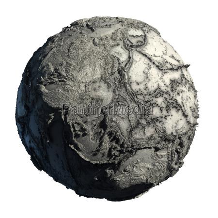 dead planet earth