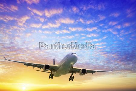 luz paseo viaje disenyo vuelo puesta