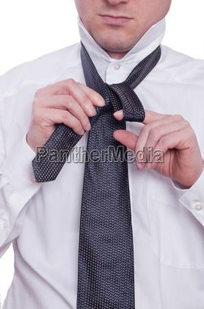 tie tie