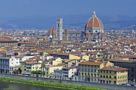 florence capital of tuscany