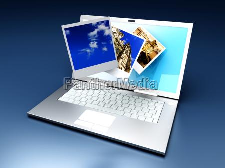 digitale fotogalerie