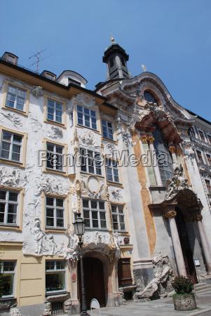 munich asamkirche asamhaus nepomukkirche