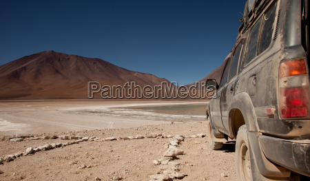 offroad tour in andes