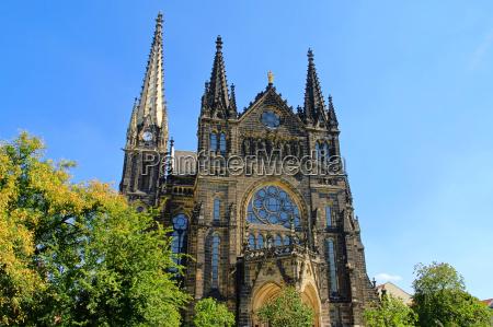leipzig peterskirche leipzig peters church