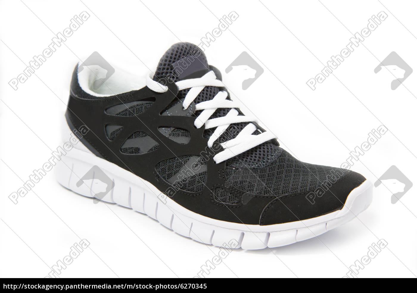 Stockfoto 6270345 Sportschuhe Joggingschuhe auf weißem Hintergrund