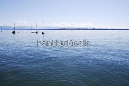 horizont yacht jacht segelyacht segelboot verladen