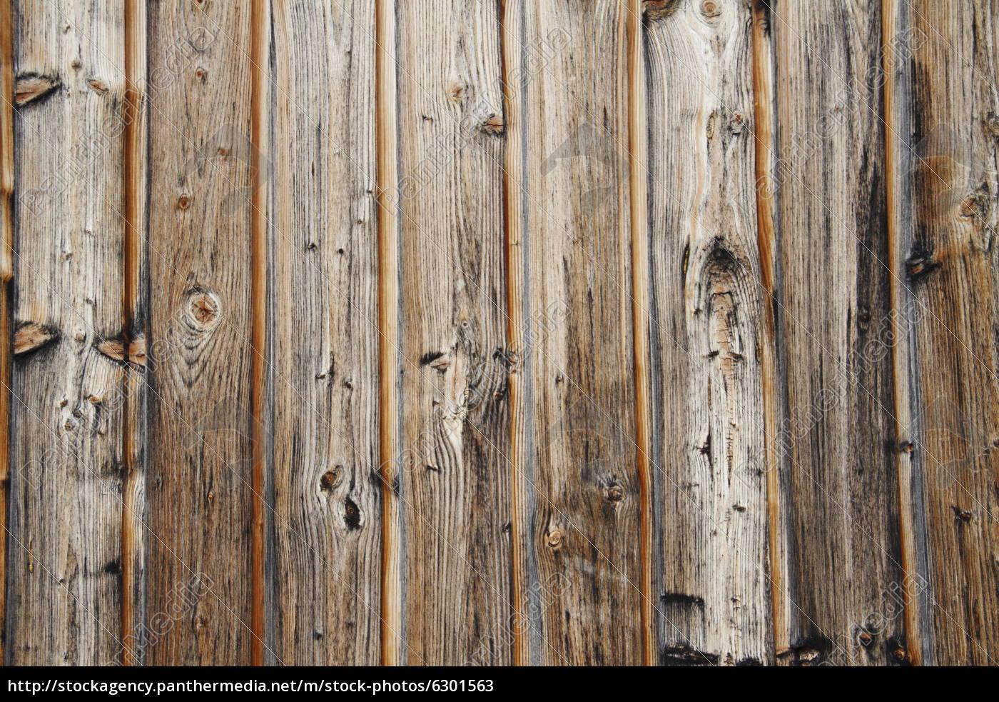 Holzwand Stockfoto 6301563 Bildagentur Panthermedia