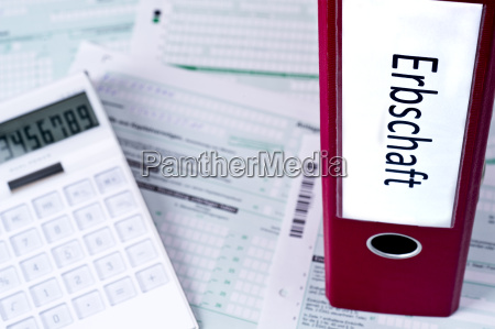 steuererklaerung zur erbschaft