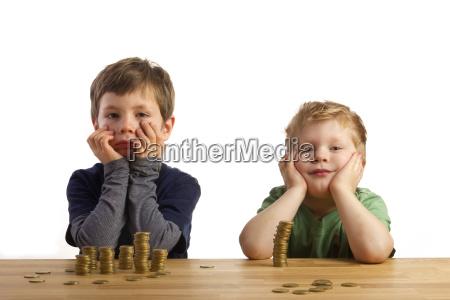 two boys before money bergen