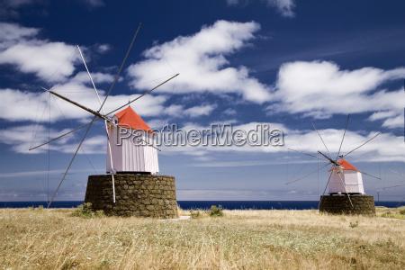 alte windmuehlen