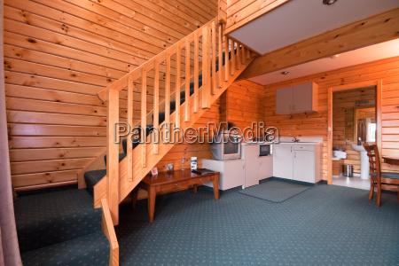 lodge apartment interior